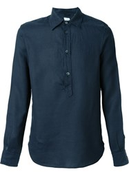 Aspesi Polo Shirt Blue