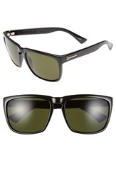 Electric Eyewear Women's Electric 'Knoxville Xl' 61Mm Sunglasses Gloss Black Grey
