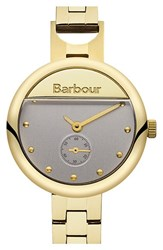 Women's Barbour 'Heritage' Bracelet Watch 30Mm