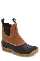 Kamik Men's Yukon C Snow Boot Tan Leather