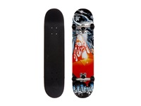 Blind Messenger Complete Red Black Skateboards Sports Equipment