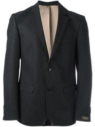 A Kind Of Guise Two Button Blazer Grey