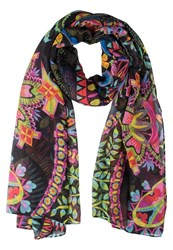 Desigual Valkiria Scarf Multicoloured