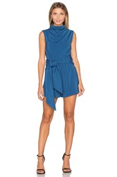Keepsake Escape Romper Navy