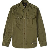 Neighborhood Officer Shirt Green