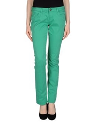 Rifle Casual Pants Emerald Green