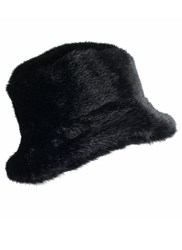 Dents Faux Fur Pull On Hat
