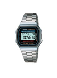 Topman Casio Core Collection Silver Metal Watch