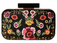 Alice Olivia Bohemian Large Clutch Multi Clutch Handbags