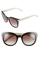 Women's Ted Baker London 52Mm Metal Accent Sunglasses