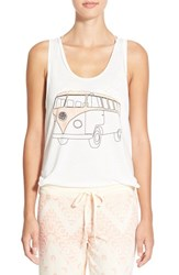 Junior Women's Rip Curl 'Woodland' Graphic Tank