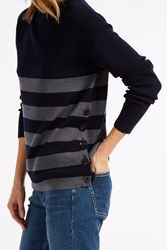 Mih Jeans Weiss Jumper Multi