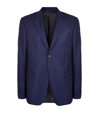 Z Zegna Deconstructed Wool Jacket Male
