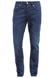 Only And Sons Onsweft Straight Leg Jeans Dark Blue Denim