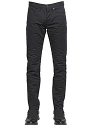 Lanvin 17Cm Skinny Fit Cotton Denim Jeans