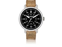 Bell And Ross Men's Ww1 92 Military Watch Black