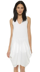 Zero Maria Cornejo Sima Dress White