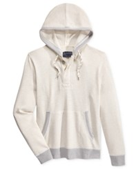 American Rag Men's French Terry Hoodie Only At Macy's Oat Heather
