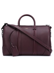 Givenchy 'Lucrezia' Holdall Pink And Purple