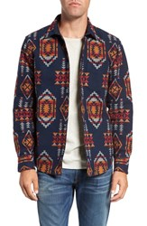 Bonobos Men's 'Sunday' Trim Fit Jacquard Shirt Jacket