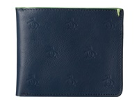 Original Penguin Jimmy Bifold Wallet Dress Blues Wallet Handbags Navy