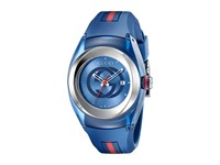 Gucci Sync Lg Ya137304 Blue Steel Watches