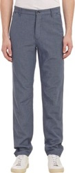 Rag And Bone Chambray Blade Iv Trousers Blue