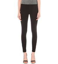 Ted Baker Fioni Skinny Mid Rise Jeans Black