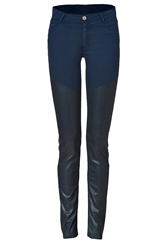 Faith Connexion Blue Black Ultra Light Skinny Jeans