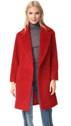Edition10 Coat Jester Red