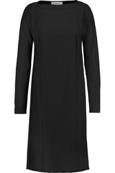 Pringle Crepe Dress Black