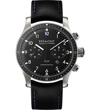 Bremont 247 Boeing Stainless Steel Automatic Watch