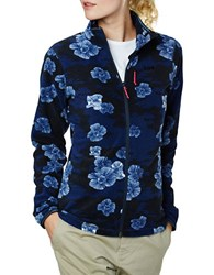 Helly Hansen Bykle Graphic Fleece Jacket Navy