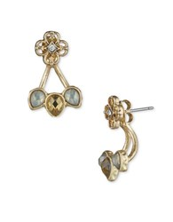 Lonna And Lilly Goldtone Float Earrings