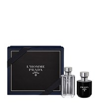 Prada L'homme Gift Set Edt 50Ml Unisex
