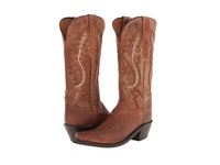 Lucchese M4999.S54 Tan Mad Dog Goat Cowboy Boots