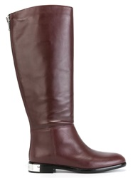 Marc By Marc Jacobs 'Kip Riding' Boots Red