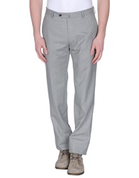 Caruso Casual Pants Light Grey