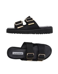 Francesco Milano Footwear Sandals Women Black