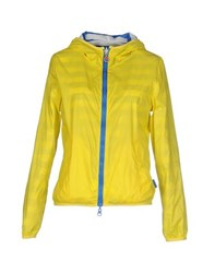 Invicta Coats And Jackets Jackets Women Yellow