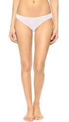 Cosabella Soiree Low Rise Panties White