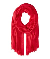 M Missoni Modal Scarf Red Scarves
