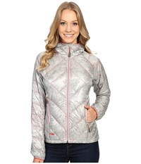 Outdoor Research Filament Hooded Jacket Alloy Flame Women's Coat Alloy Flame