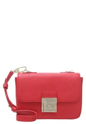 Aigner Zoe Across Body Bag Red