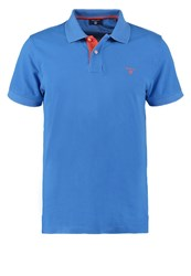 Gant Polo Shirt Palace Blue Royal Blue