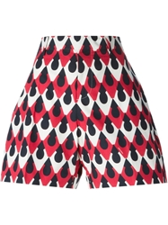 Dsquared2 A Line Shorts