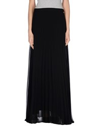 Mangano Skirts Long Skirts Women Black