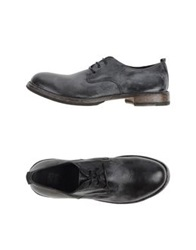 Moma Lace Up Shoes Lead