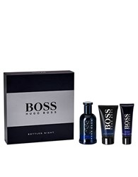 Hugo Boss Night Eau De Toilette Set 112.00 Value No Color