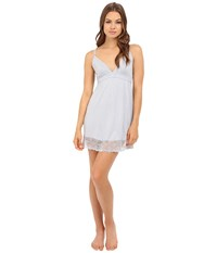 Only Hearts Club Venice Chemise Silver Women's Pajama